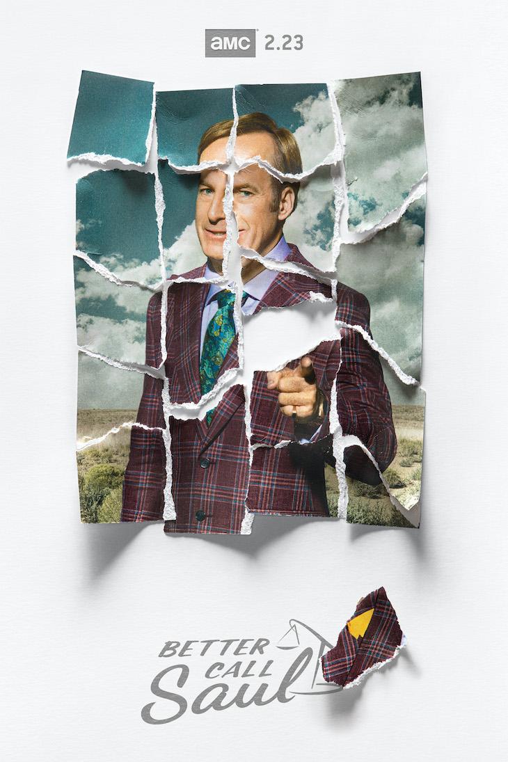 Key art for season 5 of AMC's 'Better Call Saul'