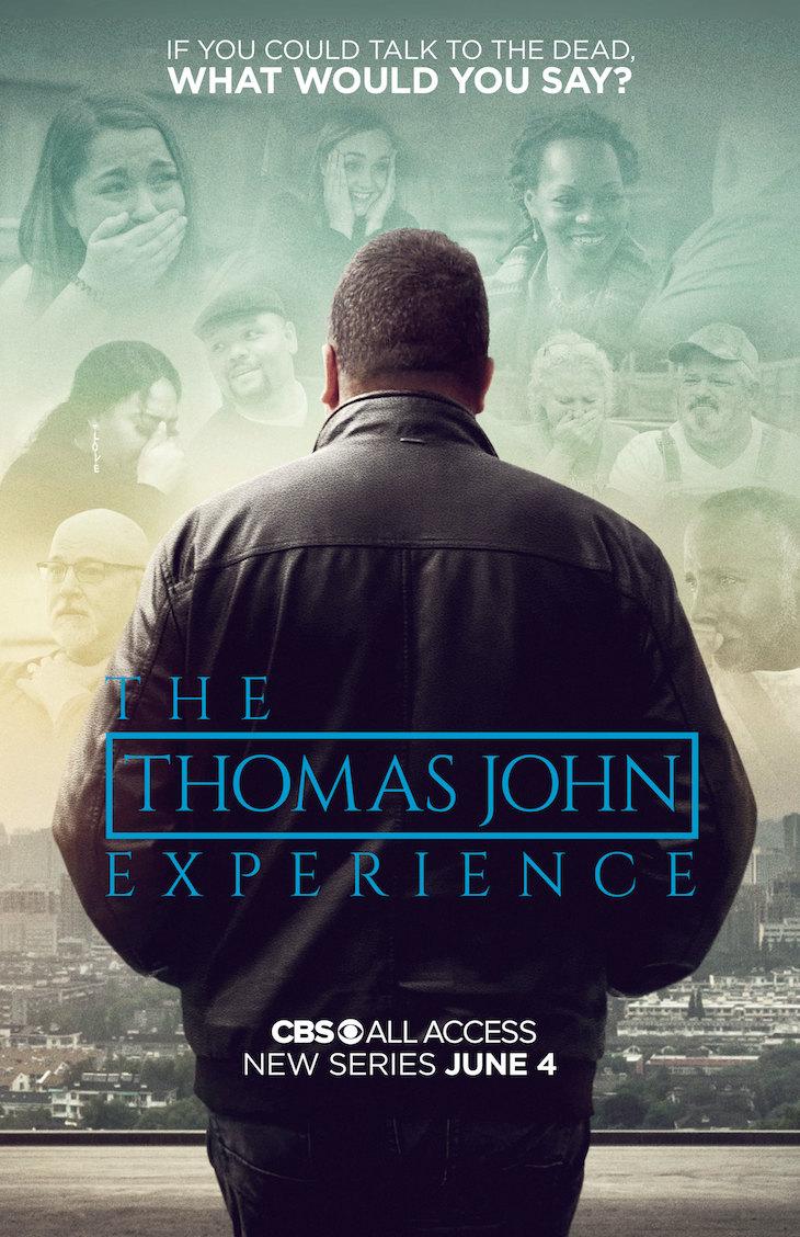 Key art for 'The Thomas John Experience'