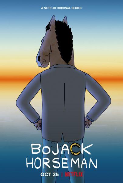 'BoJack Horseman' season 6 key art. [Netflix]