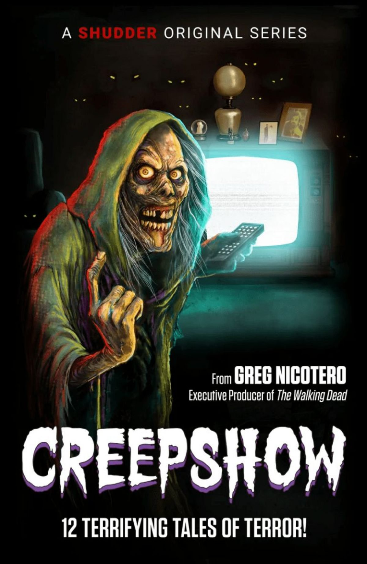 'Creepshow' key art. [Shudder]