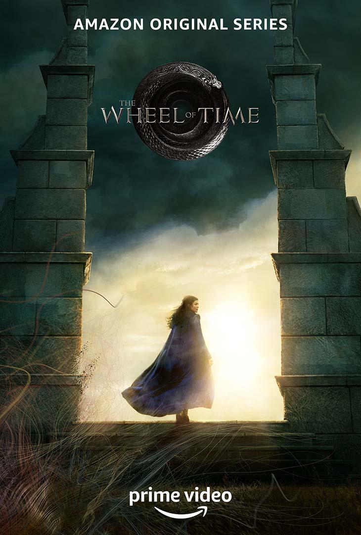 Key art for season 1 of Amazon Prime Video's epic fantasy series, 'Wheel of Time.'