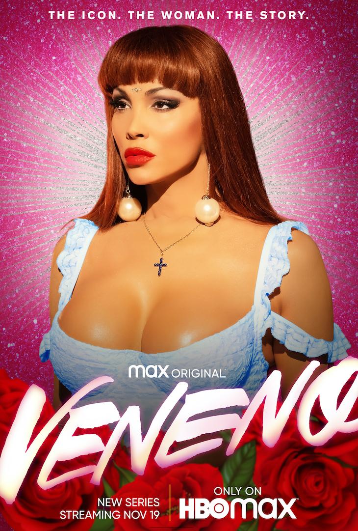 Poster for HBO Max's 'Veneno'