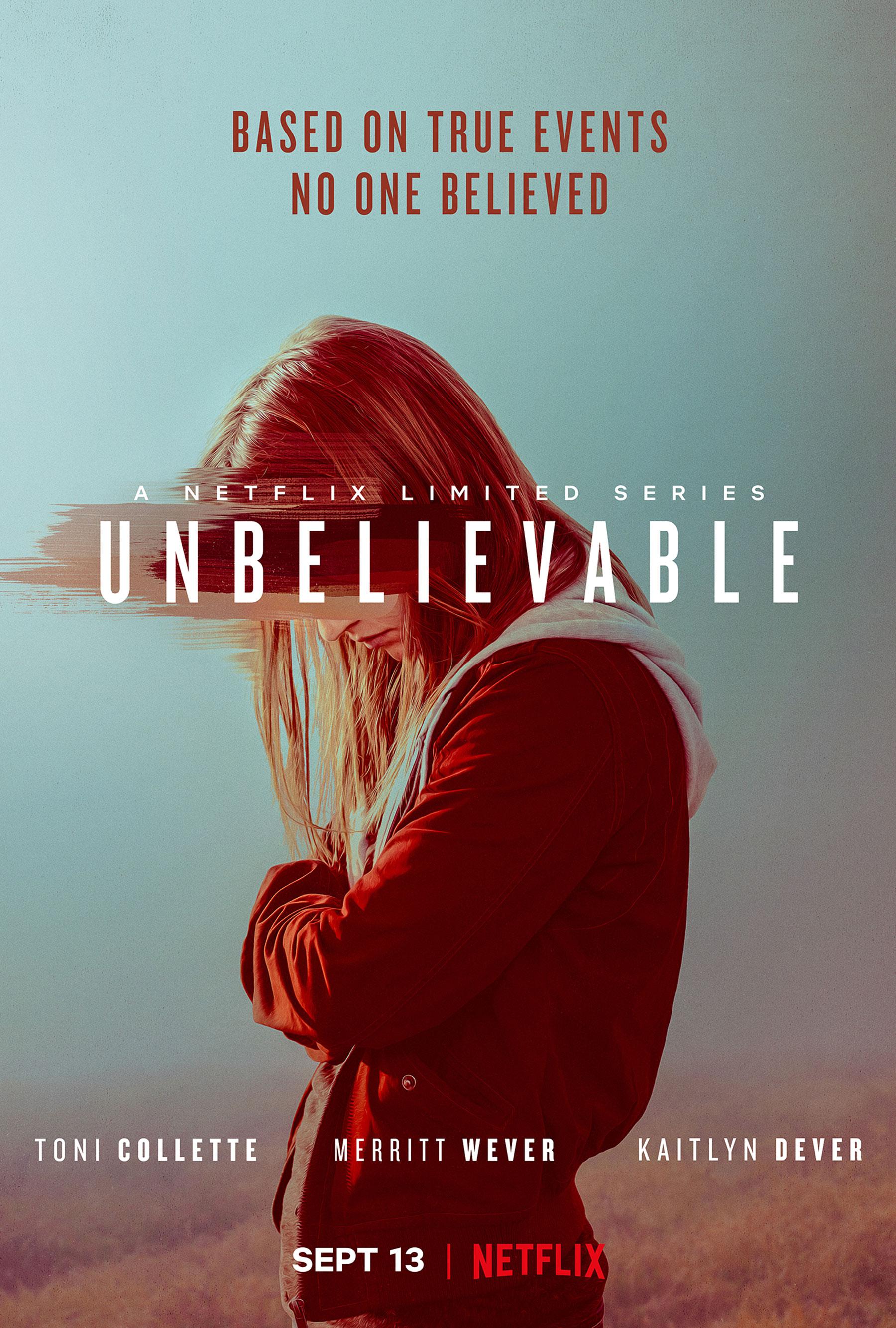 'Unbelievable' key art. [Netflix]