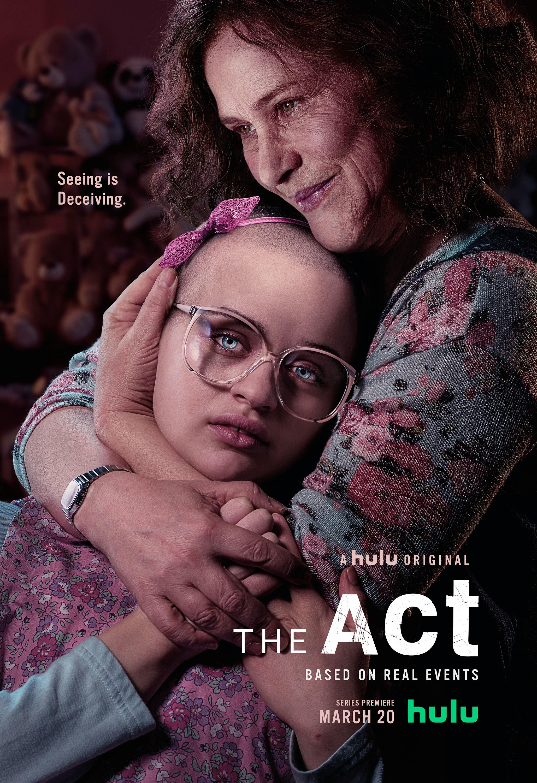 'The Act' key art [Hulu].