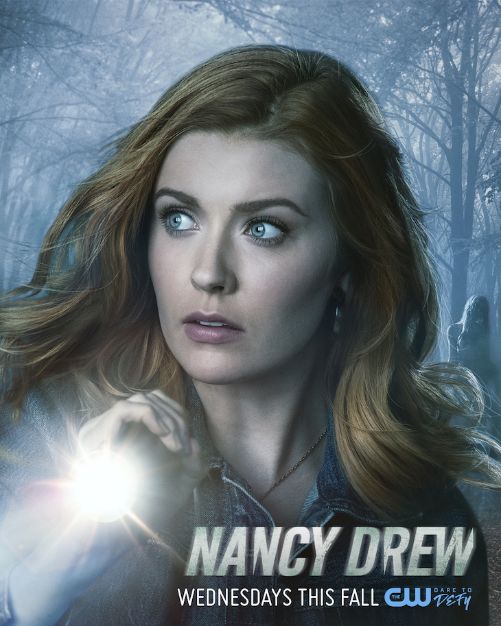 Key art for The CW's 'Nancy Drew'