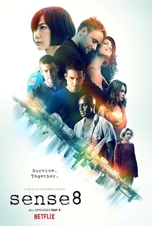 """""""Sense8"""" key art. (Netflix)"""