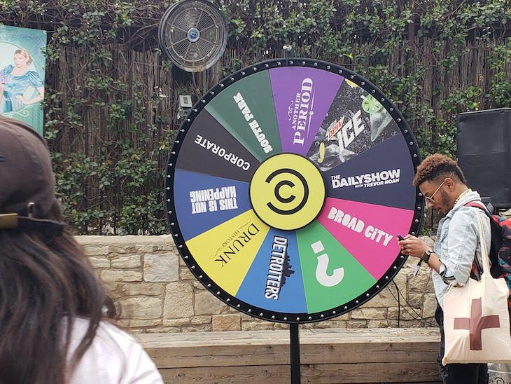 Comedy Central Throws Party For Fans With Backyard Bash At Sxsw 2018
