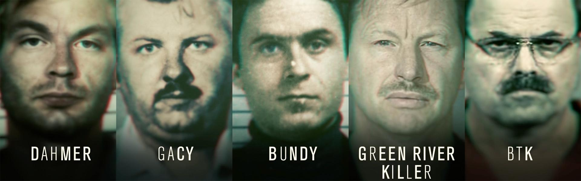 A&E Delves Into Serial Killers' Backgrounds in 'Invisible Monsters'  Promax  Brief