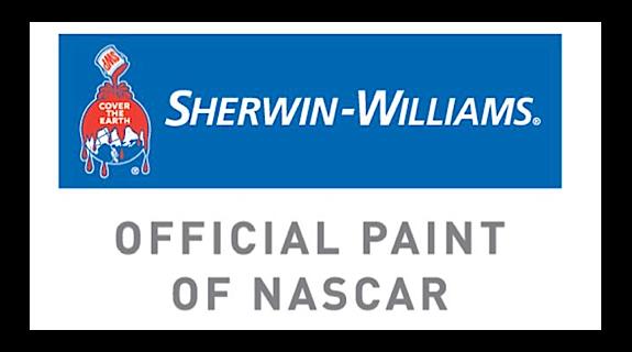 Nascar's New Sherwin-Williams Paint Job