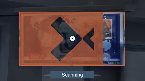 Appstore screens scan