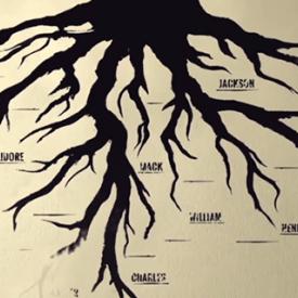 Roots-family-tree
