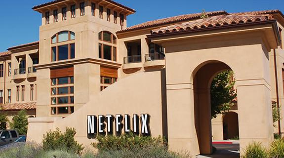 Netflix-building