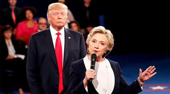 Donald-trump-hillary-clinton-second-debate