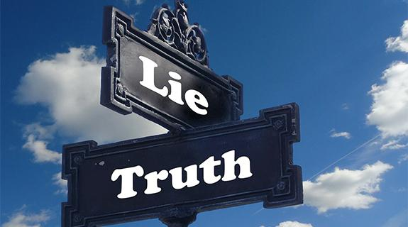 Lie-cross-truth