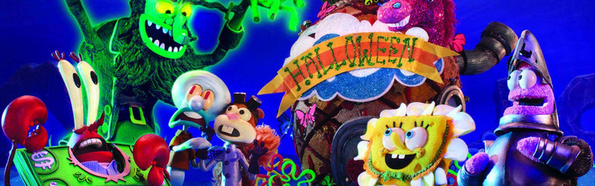 SpongeBob' Gets Spooky with Stop-Motion Halloween Special ...