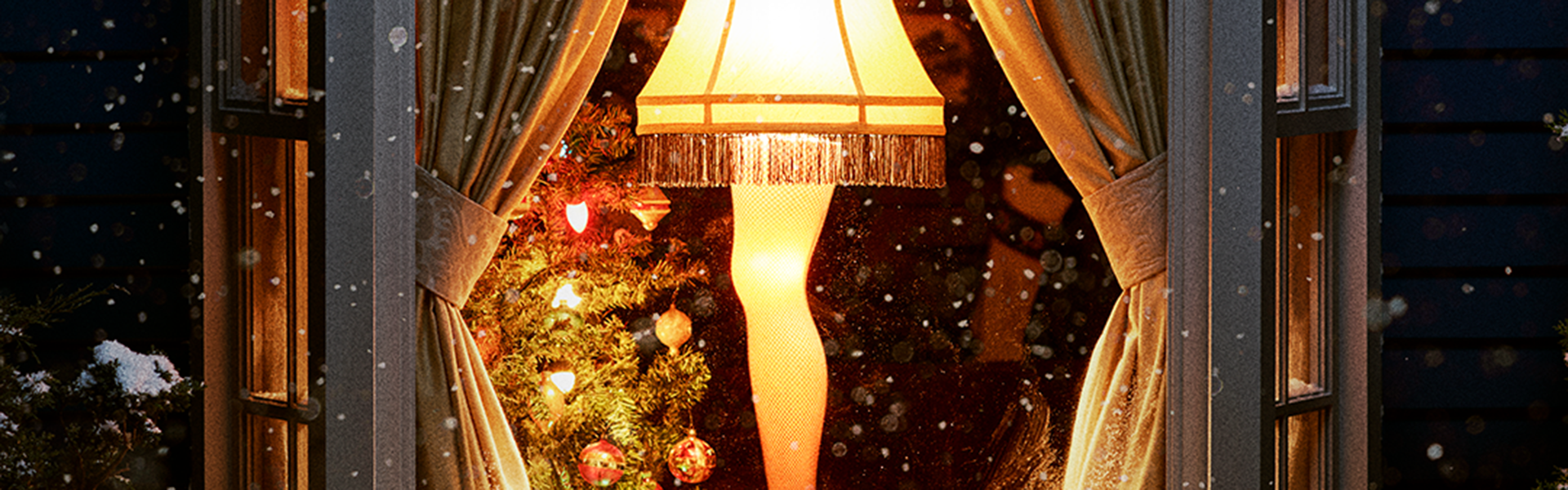 The Christmas Story Leg Lamp.Fox To Construct 20 Foot Leg Lamp For A Christmas Story