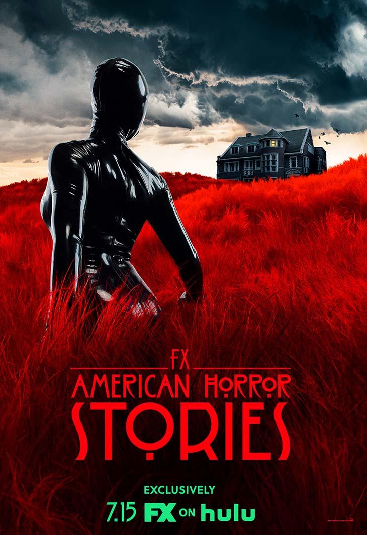 Key art for FX's 'American Horror Stories,' debuting July 15.