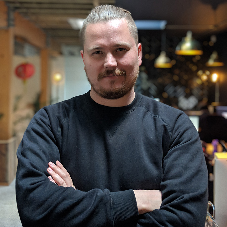 Executive Creative Director Ingi Erlingsson