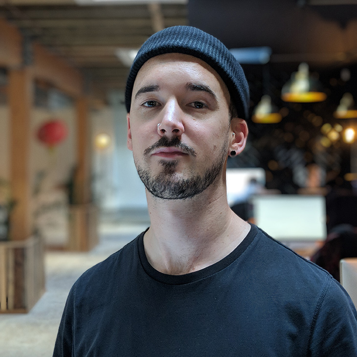 Art Director Sammy Moore