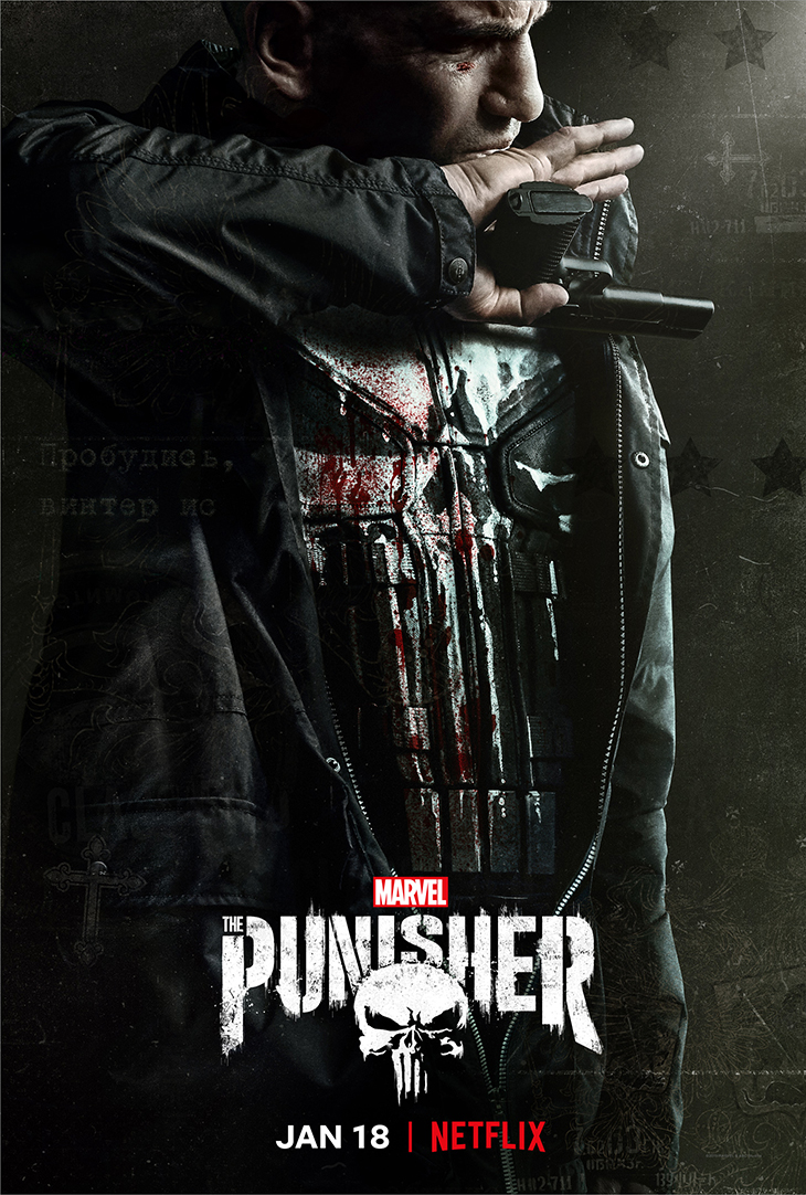 Frank Castle is Back in the Fight in 'Marvel's The Punisher