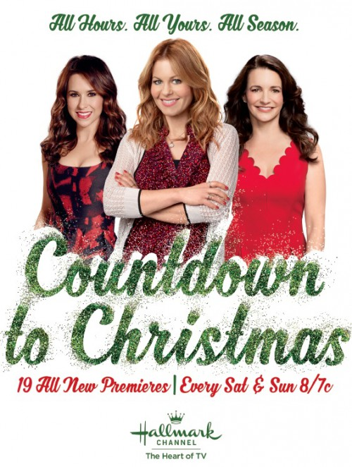 this year countdown to christmas began on october 29 and presents 19 film premieres on the road to christmas including one every saturday sunday at 87 - The Road To Christmas