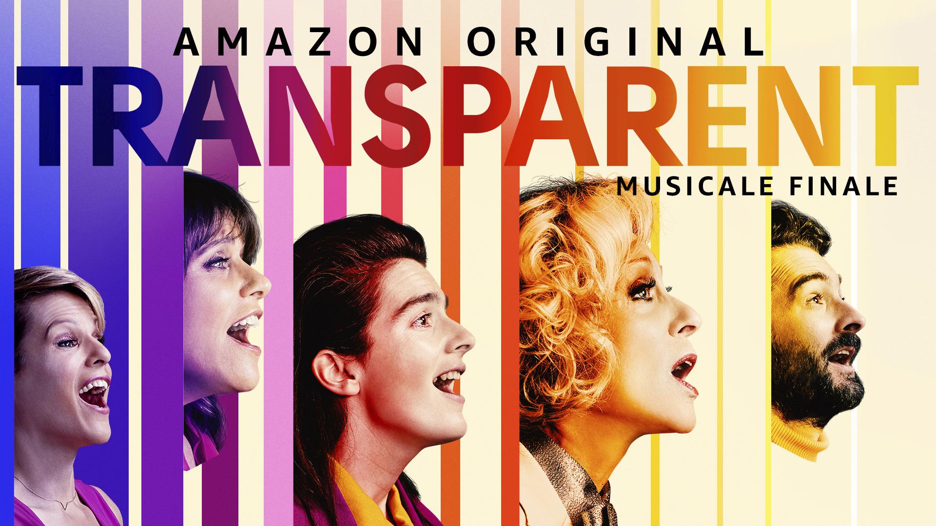 'Transparent: Musicale Finale' teaser art. [Amazon Prime Video]