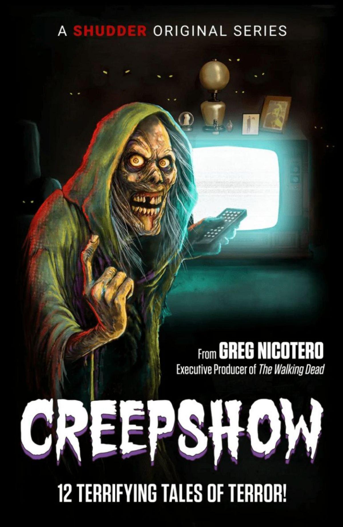 'Creepshow' key art. [Shudder]