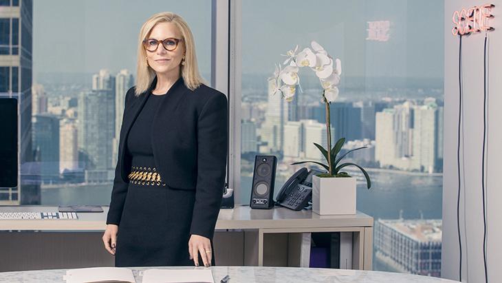 Dawn Ostroff, President, Condé Nast Entertainment
