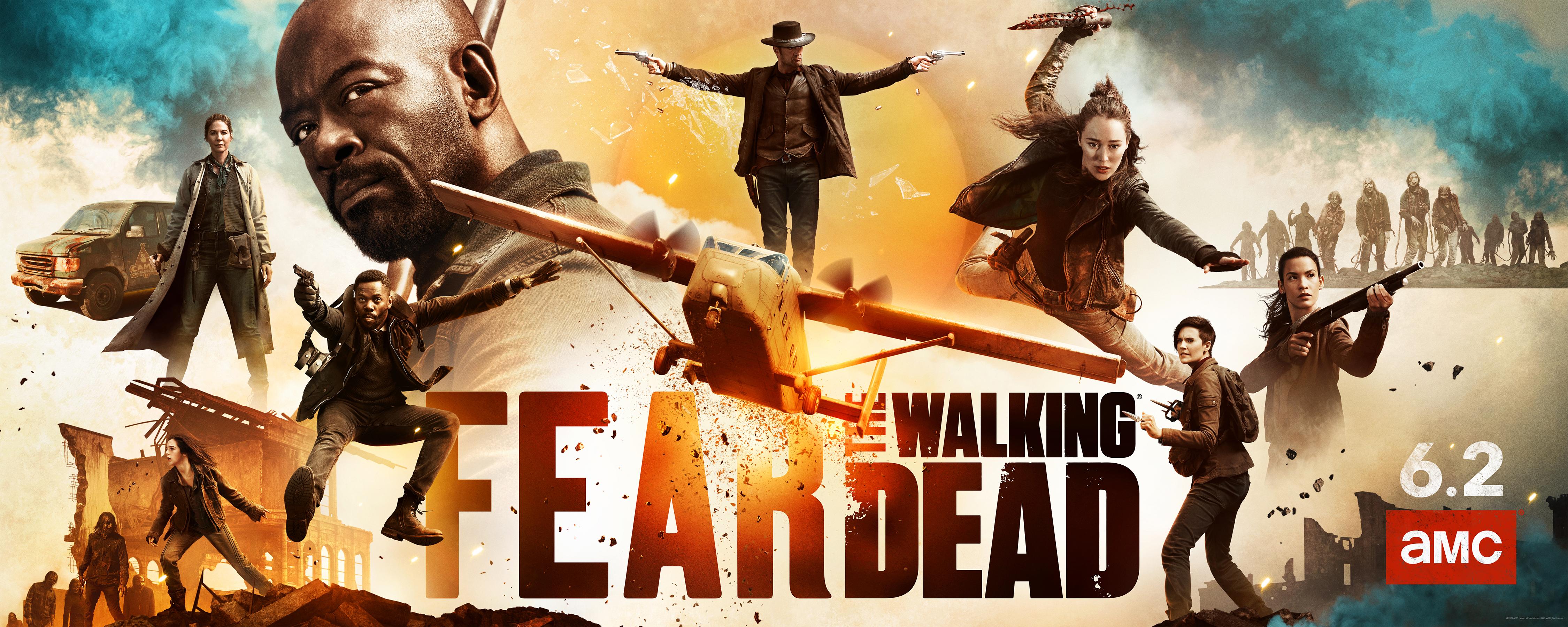 'Fear the Walking Dead' season 5 key art. [AMC]