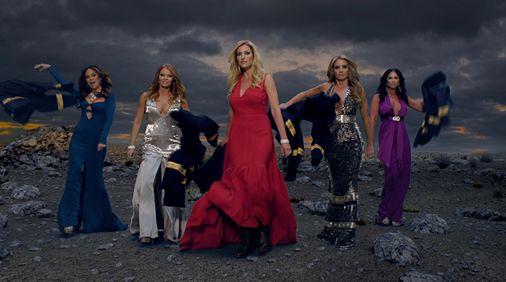 """Real Housewives of Dallas """"Oil Well"""""""