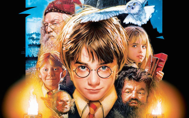 'Harry Potter and the Sorcerers' Stone]