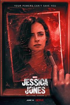 'Marvel's Jessica Jones' season three key art. [Netflix]