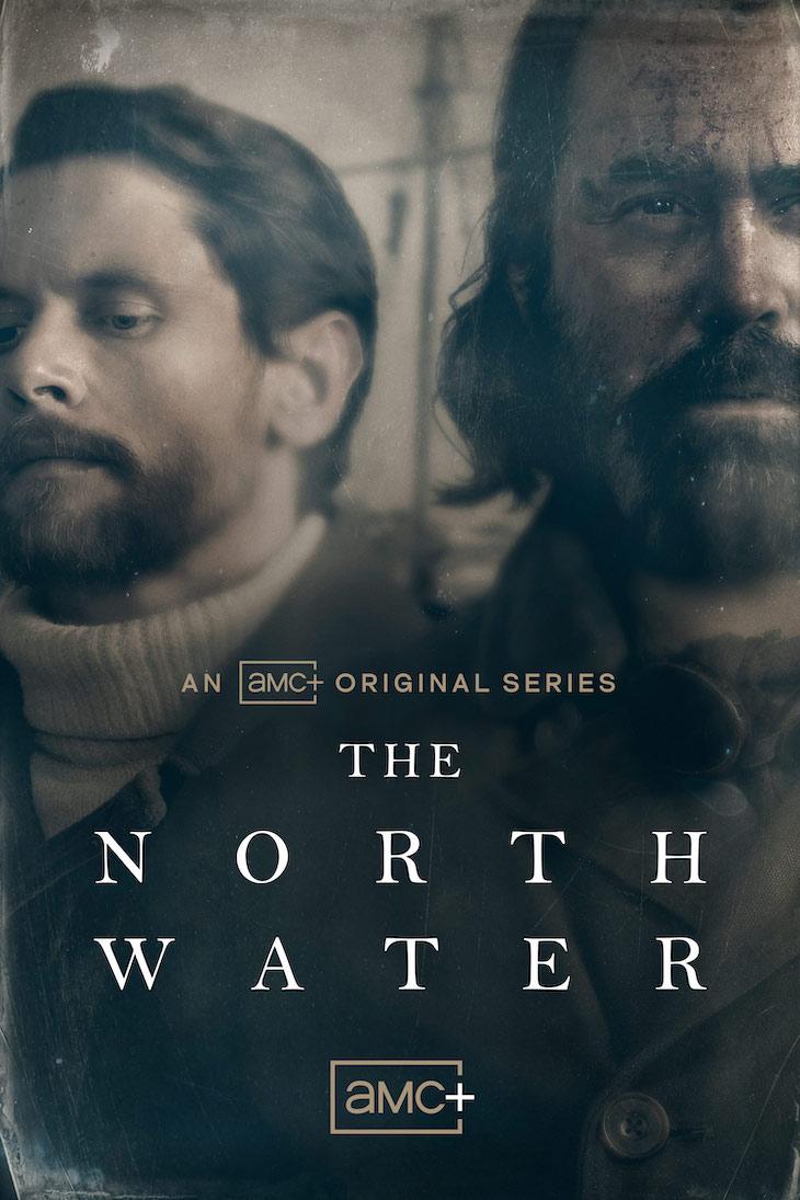 Key art for AMC+'s new original series 'The North Water'