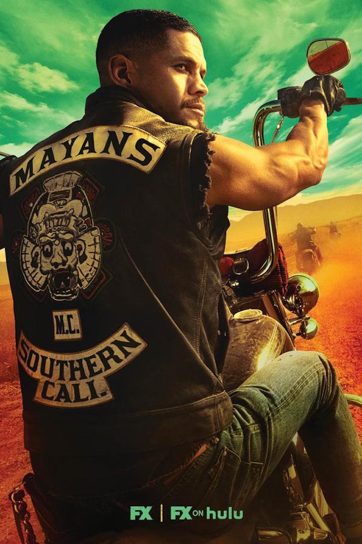 Key art for FX's 'Mayans MC'
