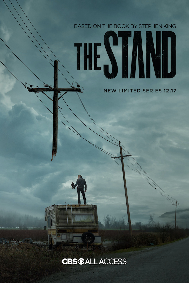 Key art for CBS All Access' 'The Stand'