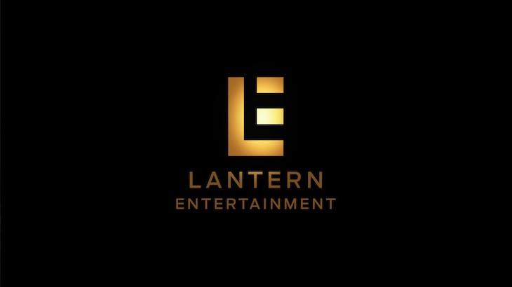 Antenna Creative's new logo for Lantern Entertainment