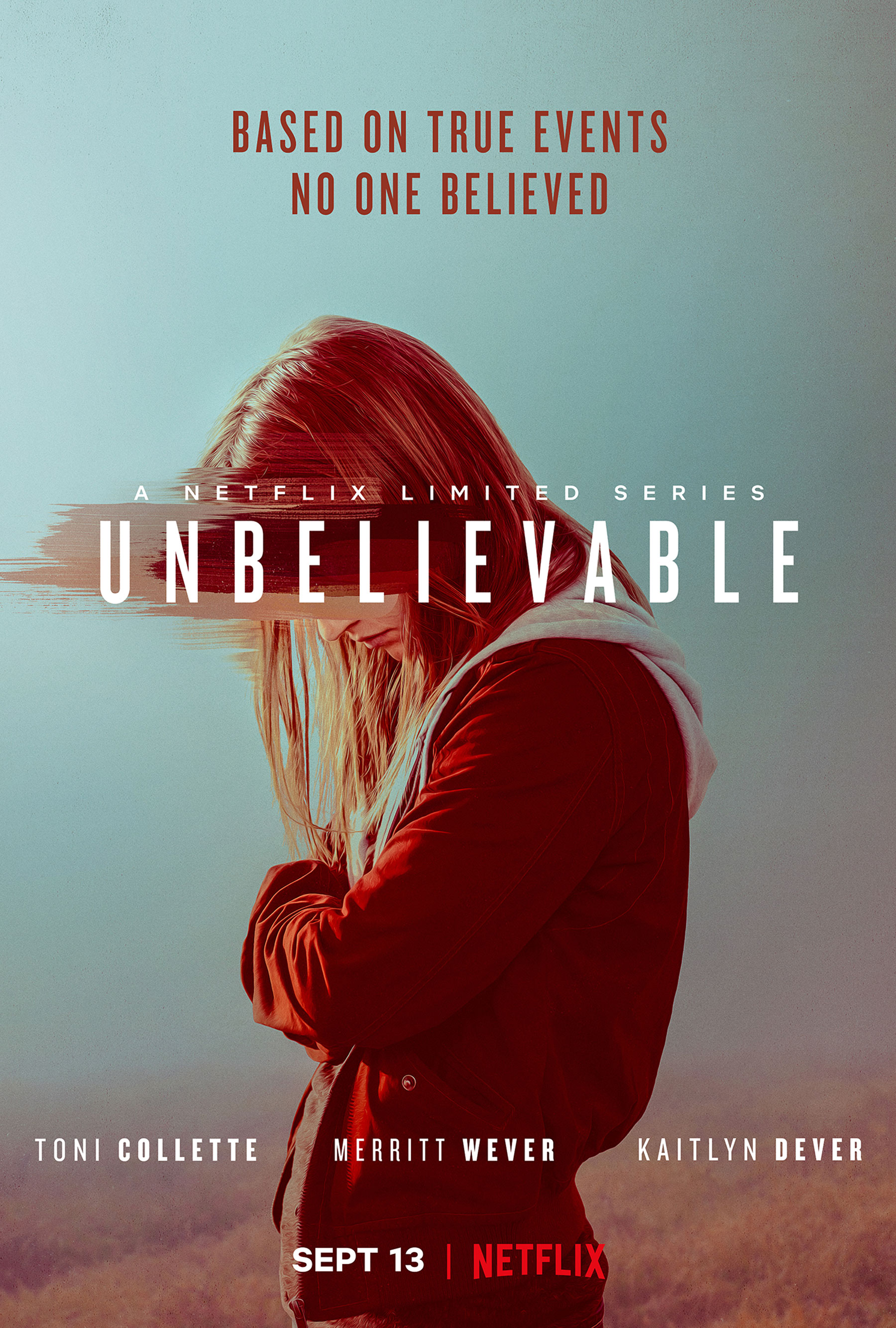 'Unbelievable' key art. [Netflix]
