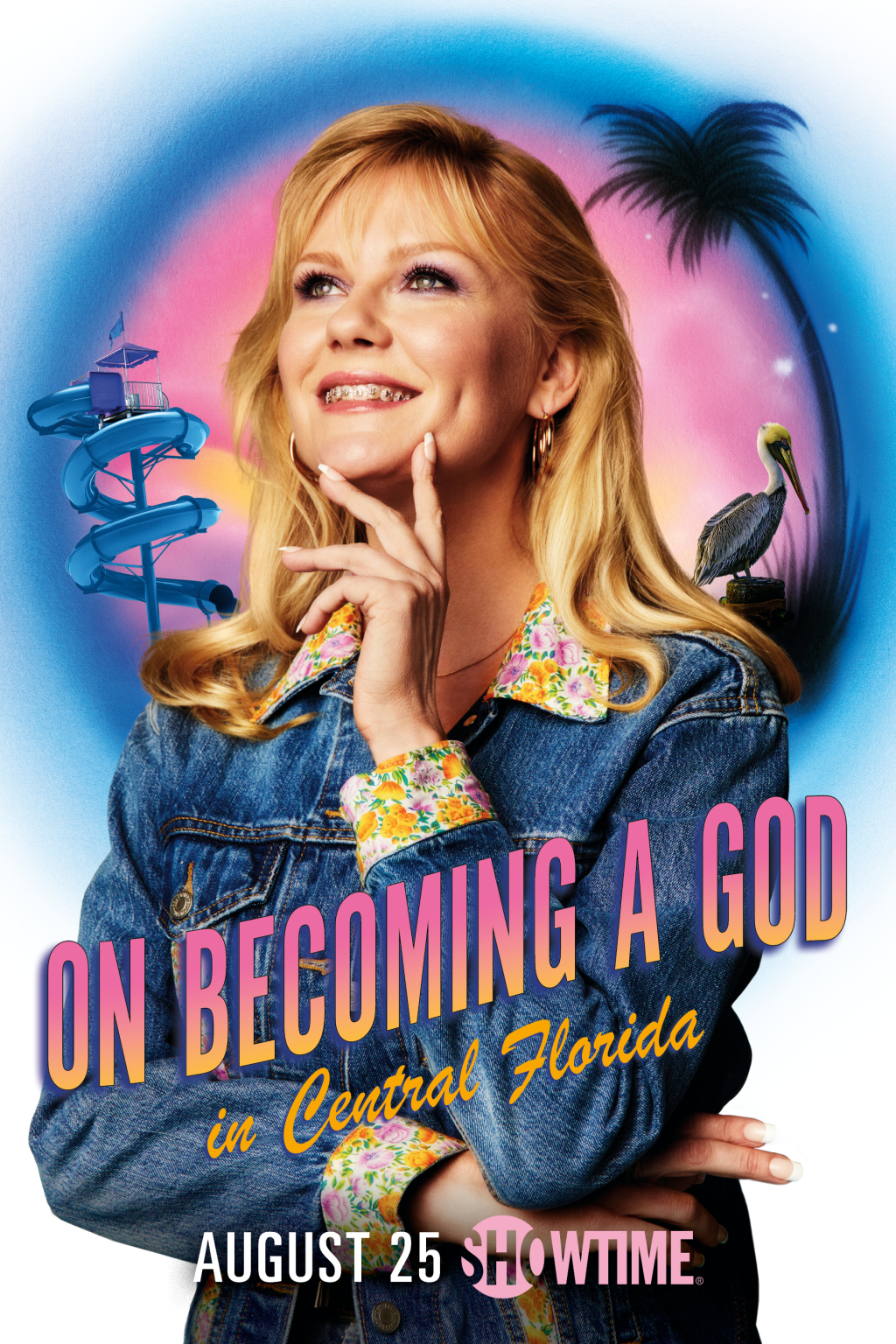 'On Becoming a God in Central Florida