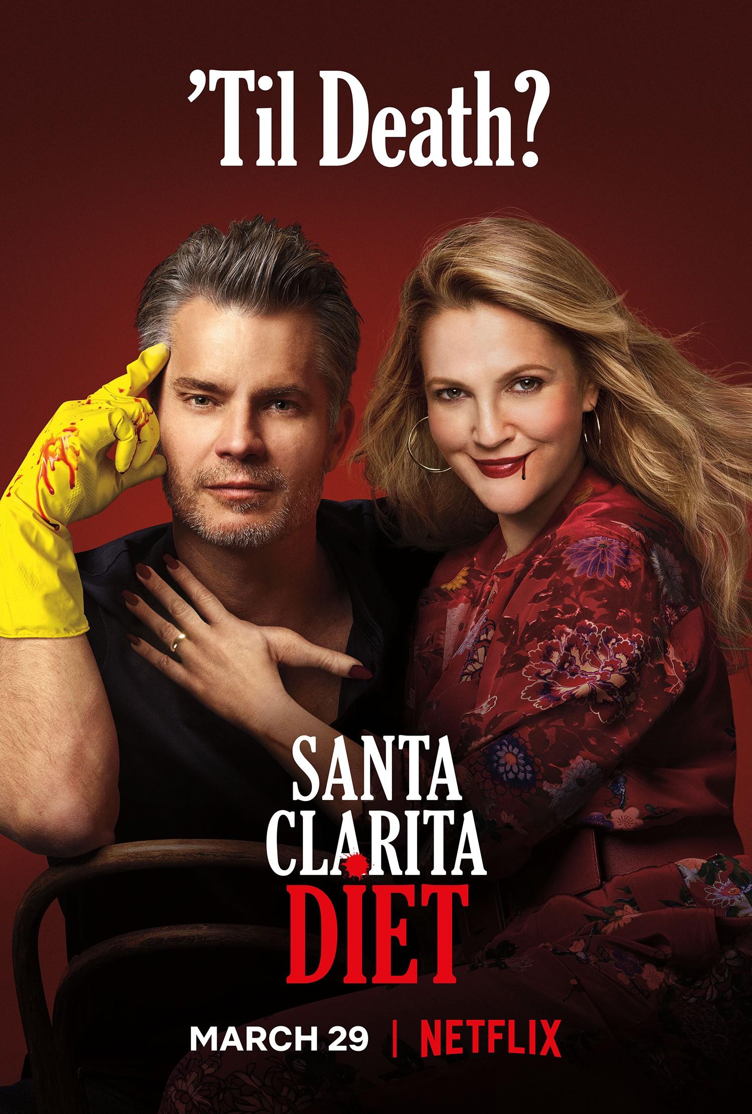 'Santa Clarita Diet' season 3 key art [Netflix].