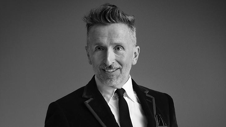 Simon Doonan, creative ambassador-at-large, Barneys New York