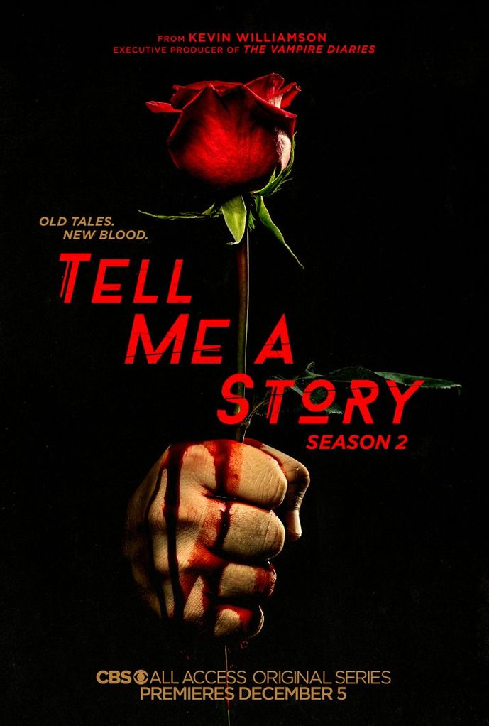 Key art for season 2 of CBS All Access' 'Tell Me a Story.'