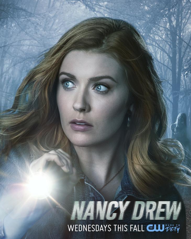 Key art for The CW's 'Nancy Drew'
