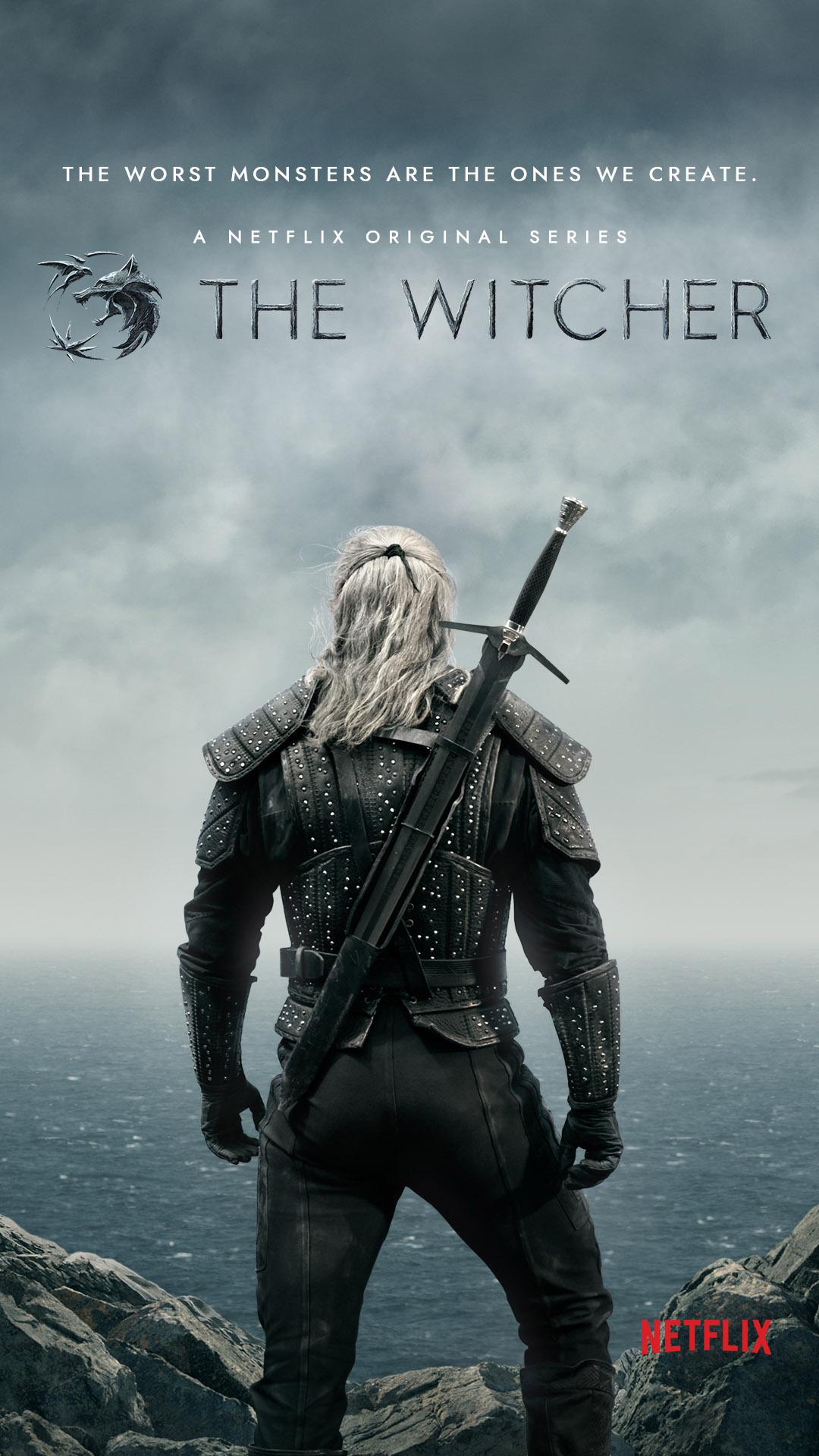 'The Witcher' teaser poster. [Netflix]
