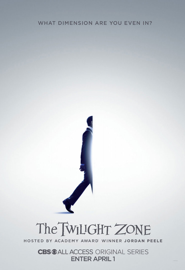 'The Twilight Zone' key art. [CBS All Access]