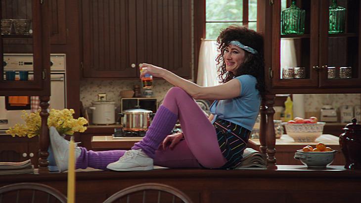 Kathryn Hahn in Disney+'s 'WandaVision'