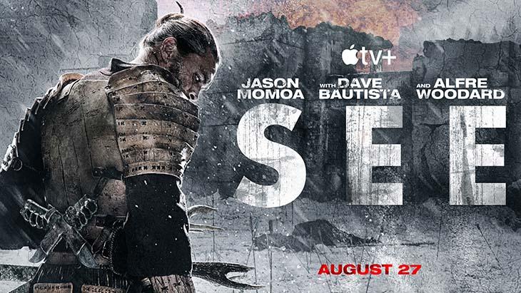 Key art for season two of Apple TV Plus' 'See'