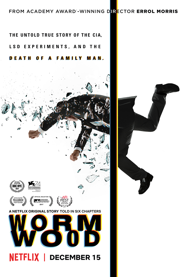 """Wormwood"" key art. [Netflix]"
